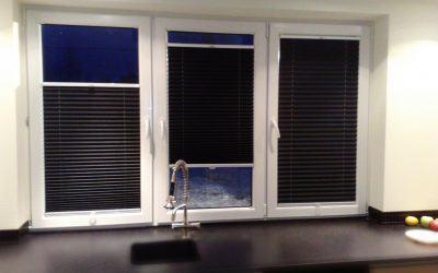Żaluzje plisowane – osłona okienna w dobrym guście
